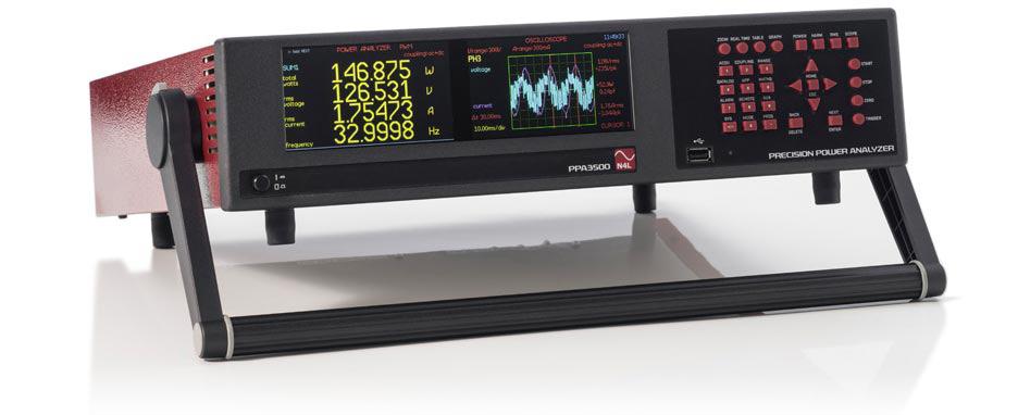 Analyzátor výkonu akvality siete 1 ~ 6 fáz N4L PPA3500